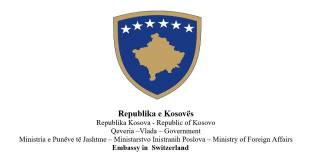 Konkurs pune / Stellenangebot – Njoftim nga Ambasada e Republikës së Kosovës në Bernë
