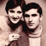 Me Zymrijen pas martesës, 1977.