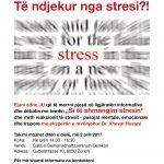 Të ndjekur nga stresi?!