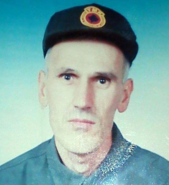 Fehmi Hajrullahu gjatë luftës çlirimtare me shërbim në UÇK dhe më pas edhe në TMK