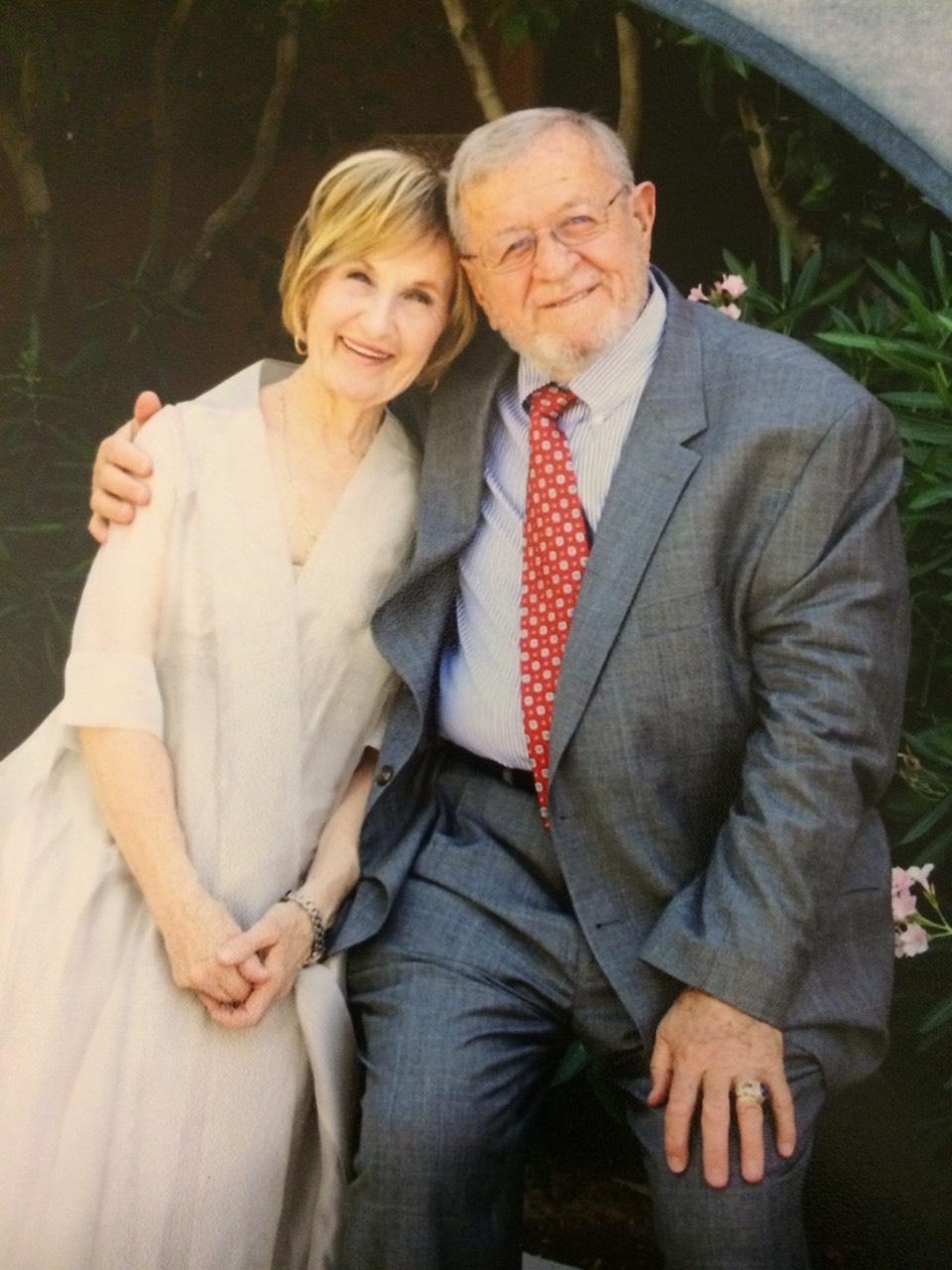 Çifti Barolli në 50-vjetorin e martesës (2009)