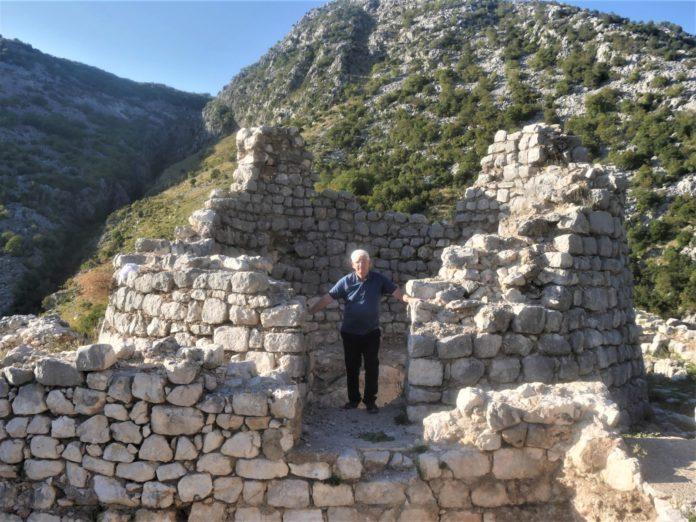 Kështjella e mbretëreshës Teutë, që mbijetoi milieniumet